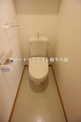 【トイレ】さくらヒルズ霞台 壱番館