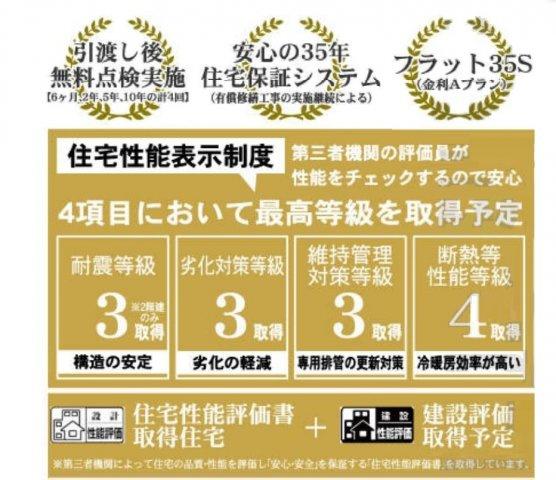 【その他】新築 藤沢市石川5丁目 1号棟