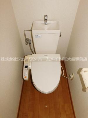 【トイレ】オークランド