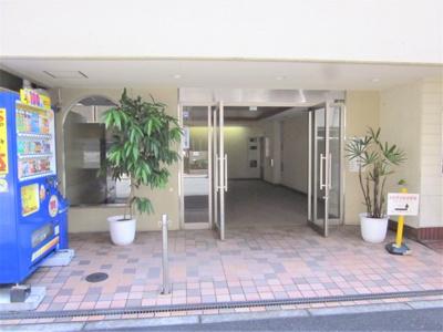 【エントランス】シルバーハイツ東寺町