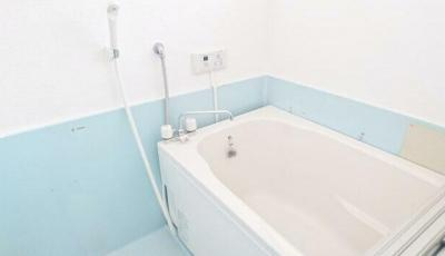 【浴室】十和田コーポ