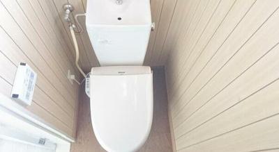 【トイレ】十和田コーポ