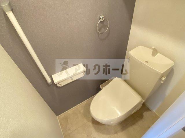 サウスコート1(柏原市安堂町) お手洗い