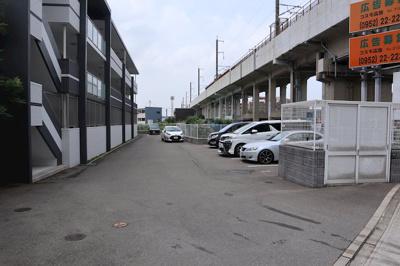 【駐車場】Jパラッツォ(ジェイパラッツォ)