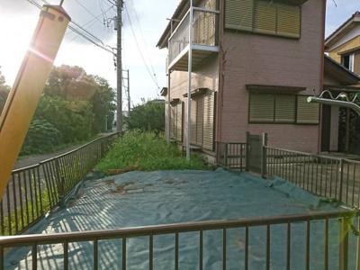 【庭】白井市復貸家