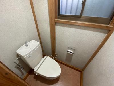 【トイレ】白井市復貸家