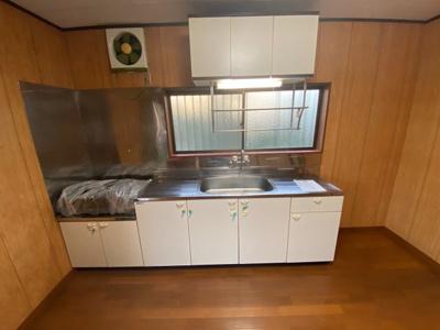 【キッチン】白井市復貸家