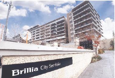 【外観】Brillia City 千里丘