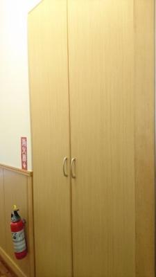 【収納】ゴールドマンション赤道