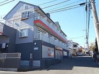 【外観】船橋市松が丘1丁目一棟アパート