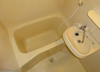 【浴室】船橋市松が丘1丁目一棟アパート