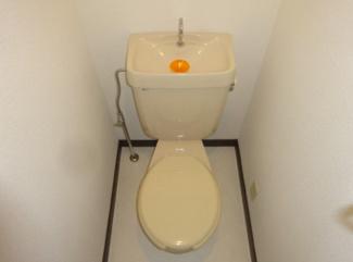 【トイレ】船橋市松が丘1丁目一棟アパート