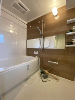 【浴室】六甲グランドヒルズ壱号館