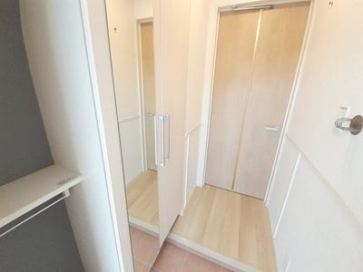 【玄関】メゾンITースクェア