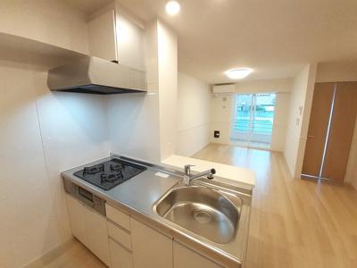 【キッチン】メゾンITースクェア