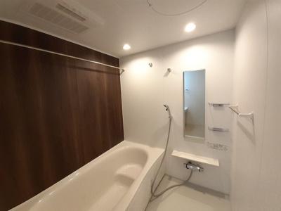 【浴室】メゾンITースクェア