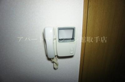 【セキュリティ】佐貫ルビーハイムⅡ