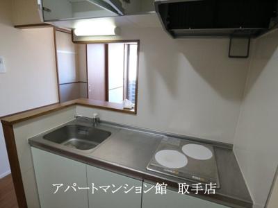 【キッチン】HITエルメゾン