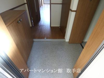 【玄関】HITエルメゾン