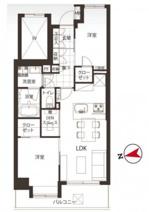 目黒区の高台リノベーションマンションの画像