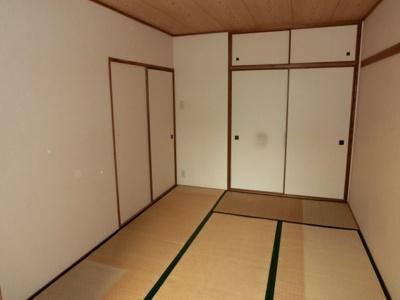 【和室】ローズマンション藤ノ森C棟