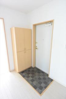 ※イメージ 毎日通る玄関はこちらです