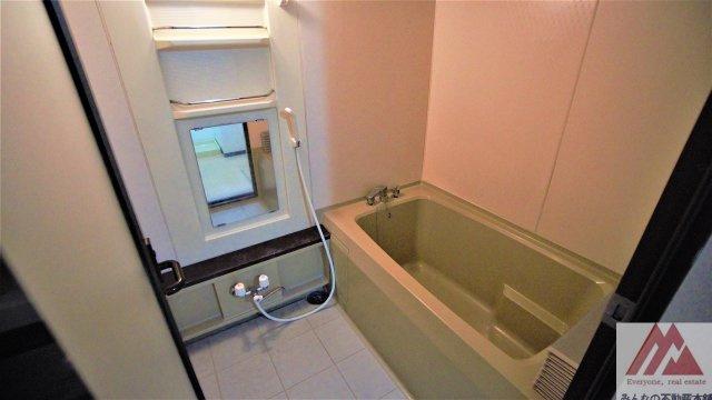 【浴室】ファミールハイツ久留米壱番館