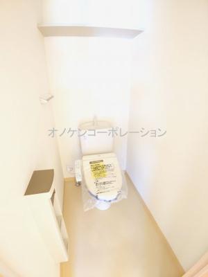 【トイレ】パレスコートA