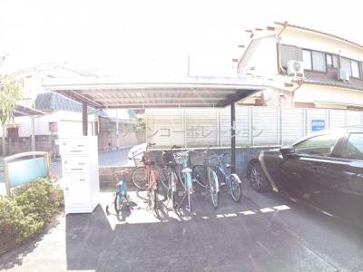 【駐車場】パレスコートA
