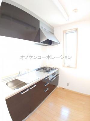 【キッチン】パレスコートA