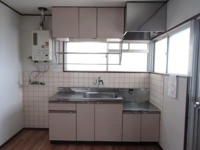 【キッチン】幸福第一ビル