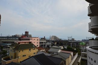 【展望】サバービアシティ21A棟