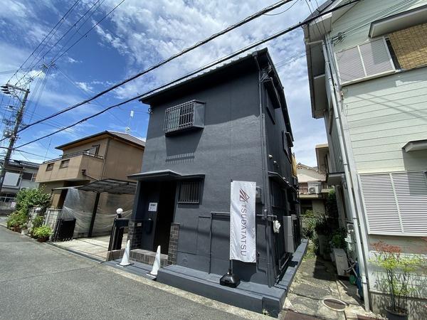南海本線「蛸地蔵」駅 徒歩8分のフルリノベーション済のお家です♪