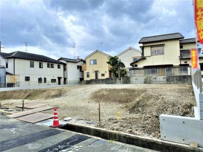 【外観】池田市鉢塚3丁目 土地 4号地