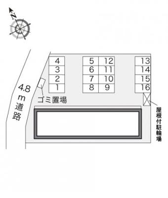 【その他】レオパレス赤堀