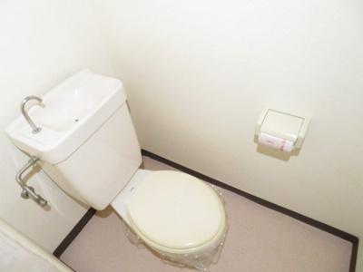 【トイレ】エルディム菊池A
