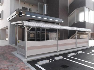 【設備】クロスワイズ神宮外苑 ウエスト