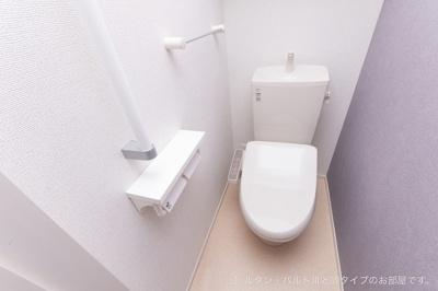 【トイレ】メトロノーム石神