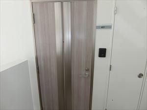【玄関】ウィズユー
