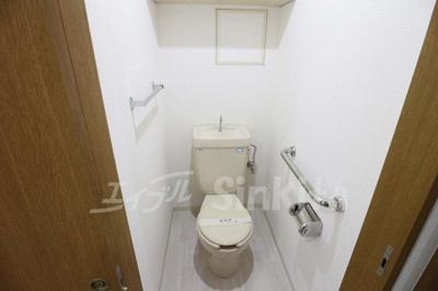【トイレ】メゾンドプラス豊中