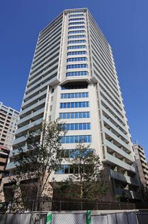 【外観】ザ・パークハウス三田タワー