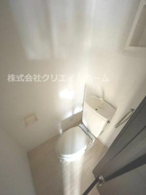 【トイレ】シェリールヒラノ