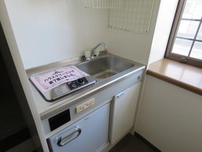 【キッチン】メゾネットかすみ