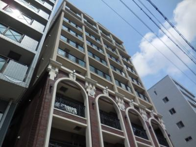 【外観】ラ・ウェゾン上沢通 鴎風館