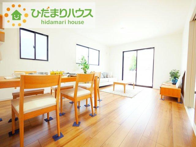 【その他】那珂市菅谷5期 新築戸建 3号棟