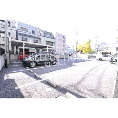 【駐車場】メゾンドサフィール