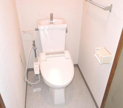 【トイレ】モリノフラット