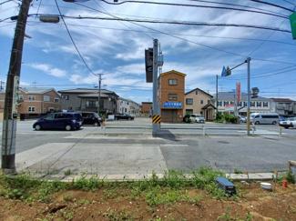 千葉市中央区星久喜町 土地 大森台駅 幅員14mの大網街道に接道しており駐車も楽々です!
