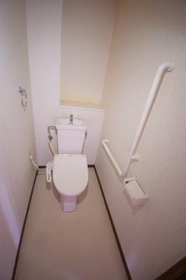 【トイレ】エスパシオ神戸