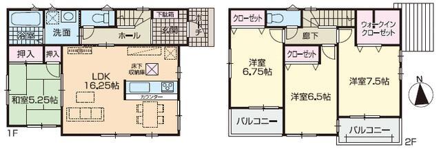 大和高田市東三倉堂(全4棟)新築 4号棟